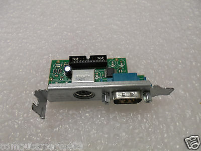 Dell JF224 Serial /& PS//2 Panel CN-0JF224 no//cable Full Height Bracket