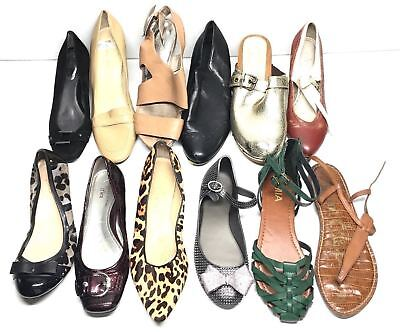 Womens Shoes Wholesale Mix Lot One Shoe Only Munro Ivanka Trump Cole Haan Mia