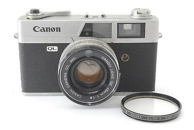 canonet ql19 how to use