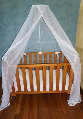 Cot and Baby Mosquito Net