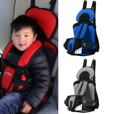 Portable Safety Baby Child Car Seat Convertible Booster Chair Toddler Infant 3C