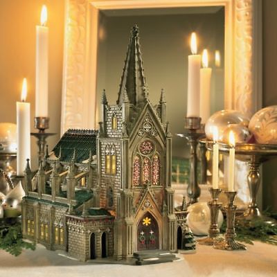 New Dept56 Christmas in the City Cathedral of St. Nicholas