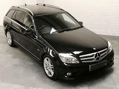 mercedes c200 avantgarde estate auto picclick uk. Black Bedroom Furniture Sets. Home Design Ideas