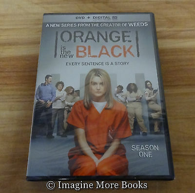 Orange Is the New Black: Complete First Season 1 ~ NEW/SEALED DVD