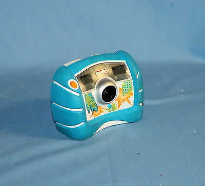 Fisher-Price Childrens Toy V2751/V2752 Tough Camera Color Blue