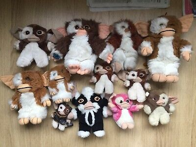 Gremlins Gizmo Mogwai Vintage Collection 12xToys, job Lot batch