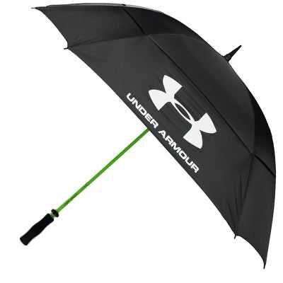 "Under Armour 2017 Storm 68"" Double Canopy Mens Golf Umbrella"