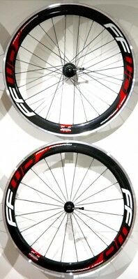 Fast Forward F6R Carbon Clincher Wheelset Ltd Edition with Cyclops Powermeter