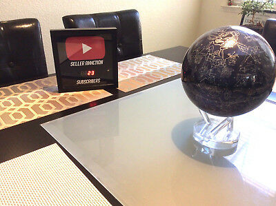 NEW SSWI Custom YouTube Play Button and Real Time Digital Subscriber Counter