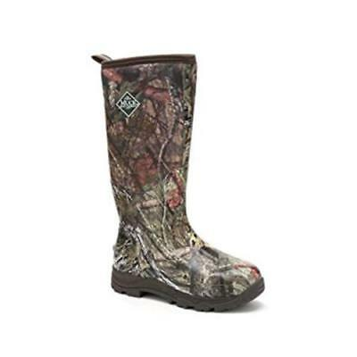 Muck WDP MOCT Boots Mens Woody Plus Hunting Boots Mossy Oak Country