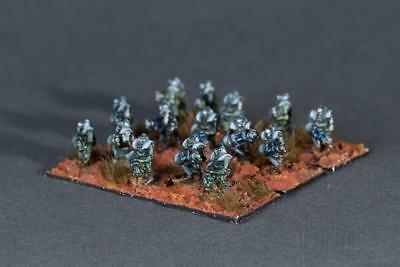 15 Necropolis Immortals- usable as Epic scale Necrons infantry army