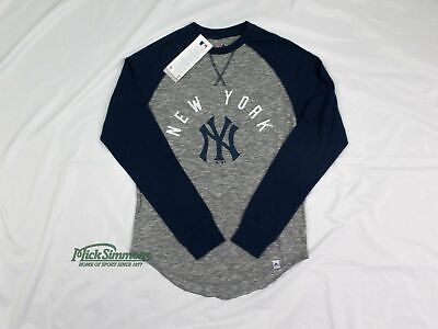 NEW New York Yankees MLB Special Move Raglan T-Shirt by Majestic Athletic