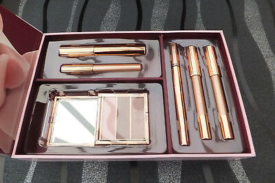 TED BAKER All In The Eyes  Make Up eyeshadow mascara eye pencil GIFT SET