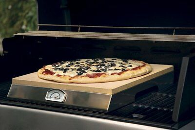 Pizzacraft Pizza Stone For Grill Outdoor Kit Set Stones