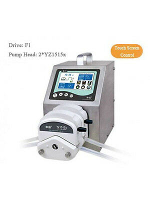 Dispensing Peristaltic Pump 0.07 - 570 ml/min per channel 2 Channel F1 YZ1515x