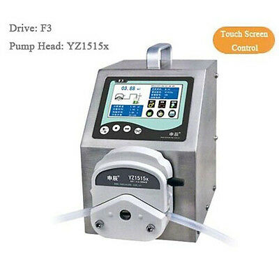 Dispensing Peristaltic Pump F3 2*YZ1515x 0.07-1330 ml/min per channel 2 Channel