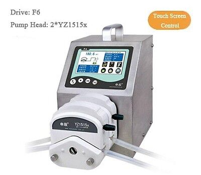 Peristaltic Pump Dispensing Type F6 3600 ml/min 4*YZ1515x