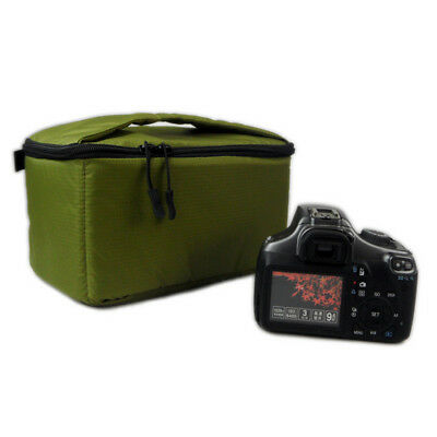 Personalised Waterproof DSLR Camera Padded Partition Camera Built-in Insert Bag