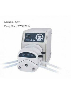Standard Peristaltic Pump 0.000829-1330 mL/min BT300N 2*YZ2515x