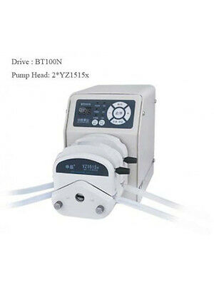 Standard Peristaltic Pump 0.000829-570 mL/min BT100N 2*YZ1515x