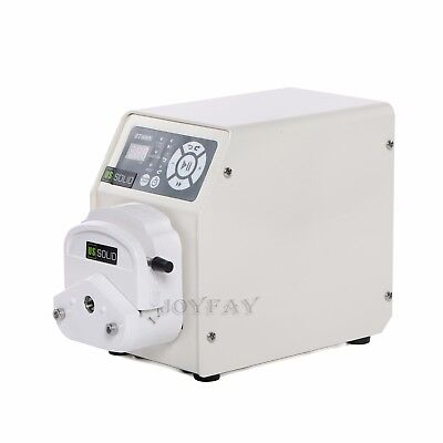 Peristaltic Pump 0.035-2280 ml/min per Channel 0.5-600 r/min 1 Channel YZ1515x