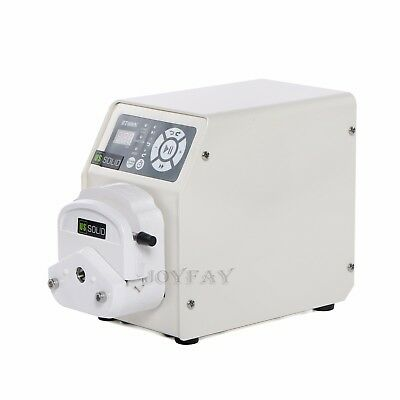 Peristaltic Pump 0.85-1740 ml/min per Channel 0.5-600 rpm 1 Channel YZ2515x