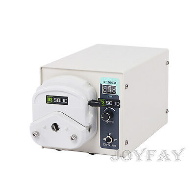 Basic Peristaltic Pump 0.00166-1330 mL/min BT300M YZ1515x