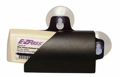 Removable Toll EZ Pass Transponder Tag Holder W/ 3 Suction Cups For Glass-New