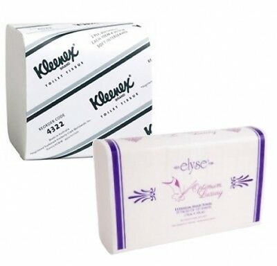 Best Buy Combo Elyse Hand Towel And Kimberley Clark Interleaved Toilet Paper