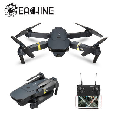 Eachine E58 720P WIFI FPV Foldable Arm Selfie Drone Quadcopter w/ High Hold Mode