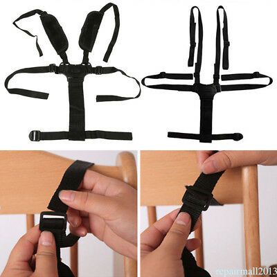 Baby Children 5 Point Harness Strap Stroller Pram Buggy Car Safe Belt JBT5