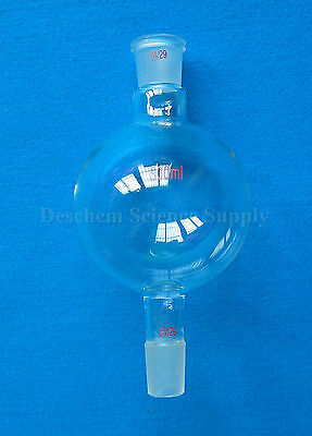 500ml,24/40,Chromatography Receive Glass Flask,Ground Joint,My-Glassware