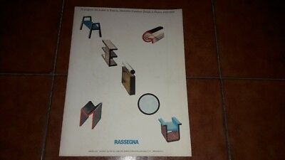 Rivista Review Architecture N. 26 1986 Design Mobile France 1919 1939