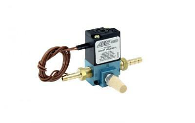 AEM Boost Control Solenoid with 1/8 inch NPT P/N: 30-2400