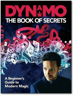 DYNAMO: The Book of Secrets (Paperback) *BRAND NEW*