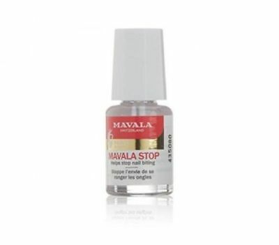 New MAVALA STOP Helps Prevent Nail Biting 0.17 oz