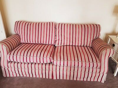 Laura Ashley 3 Seater Sofa And 2 Armchairs Need Gone