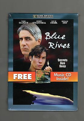 Blue River (DVD) Music (CD) Cool Mountain Stream, Sam Elliott, Jerry O'Connell,
