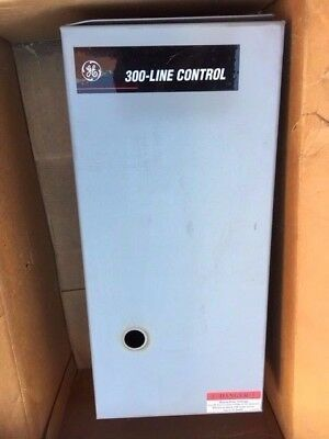 GE CR306D602 Nema Size 2 Magnetic Starter Enclosure ONLY, New Surplus in box