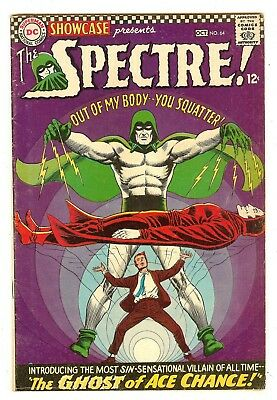 Showcase 64   5th Spectre by Anderson
