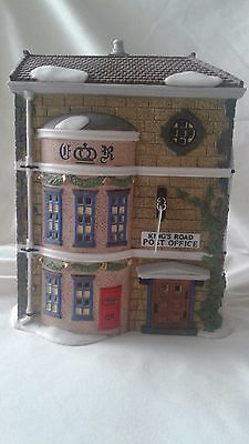 Dept 56 Dickens' Village KING'S ROAD POST OFFICE #58017 1992 MINT CONDITION