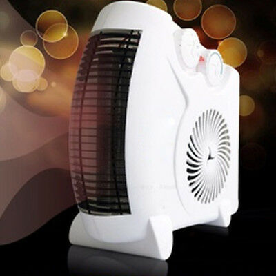 Mini Air Conditioner Fan 500W Heat Family Office SAFE
