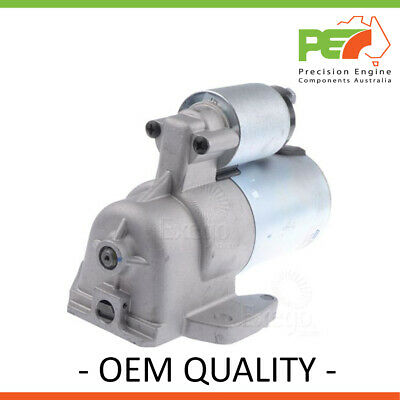 *OEM QUALITY* Starter Motor For Ford Fairmont Bf I 5.4l Barra 230