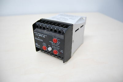 GEC Alsthom MPR 2S Motor Protection Relay