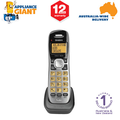 Uniden DECT1705 ADDITIONAL Handset For DECT 1735 & DECT1715 Phone Systems