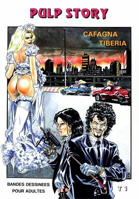 BD adultes  Pulp story