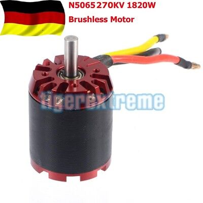N5065 270KV Brushless Motor for Multicopter Skate Scooter Skateboard  DE DHL