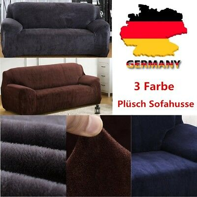 sofahusse sofabez ge abdeckung universal stretchhusse sofabezug elastizit t de eur 16 99. Black Bedroom Furniture Sets. Home Design Ideas