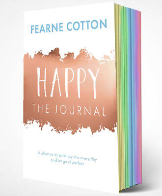 HAPPY: The Journal - Fearne Cotton (Paperback) *BRAND NEW*