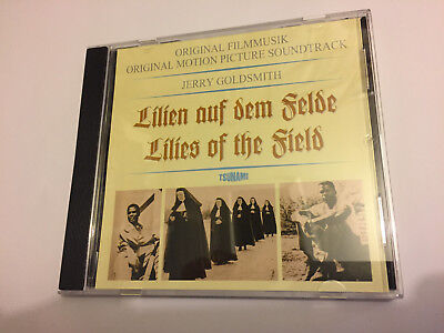 LILIES OF THE FIELD (Jerry Goldsmith) OOP 1963 Soundtrack Score OST CD NM